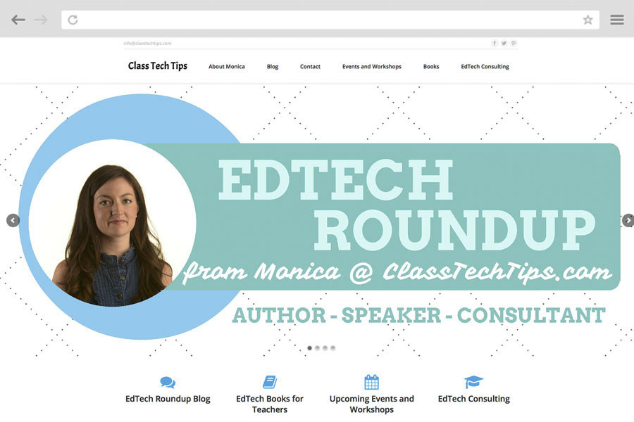 Small Business Marketing Case Study - EdTech Professional Monica Burns