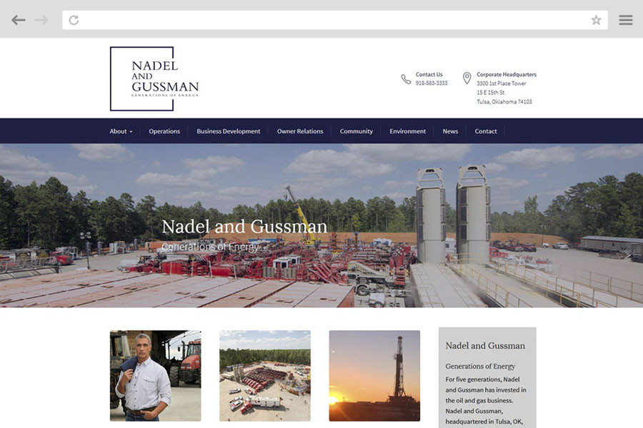 Small Business Marketing Case Study - Nadel & Gussman