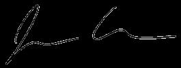 Joseph Charlson Signature